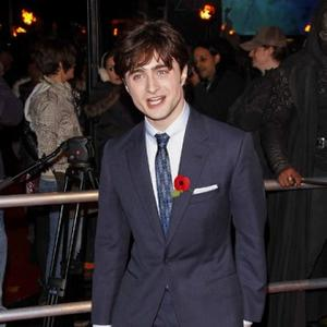 Daniel Radcliffe Told To Tidy Up