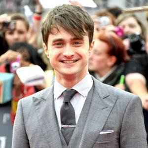 Daniel Radcliffe's Encouraging Girlfriend