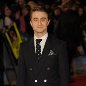 Daniel Radcliffe Pestered By Fan At Urinal