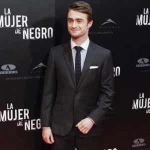 Daniel Radcliffe Relieved At Woman In Black Success