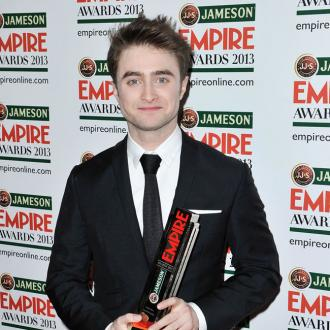 Daniel Radcliffe Can't Shake Potter Tag