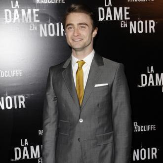 Daniel Radcliffe Doesn't Mind Being Naked