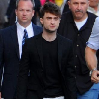 Daniel Radcliffe Shaves Fan's Head