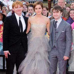Daniel Radcliffe A No-show At Potter Farewell Bash