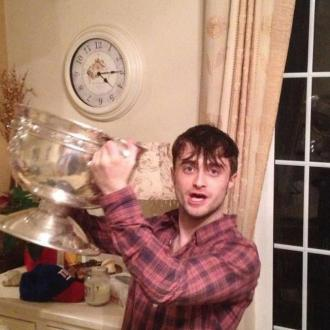 Daniel Radcliffe Parties In Dublin