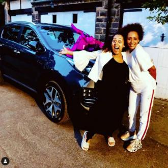 Mel B's generous birthday gift for sister