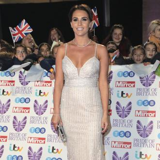 Danielle Lloyd embarrassed by wonky boobs