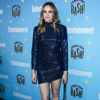 Danielle Panabaker gives birth