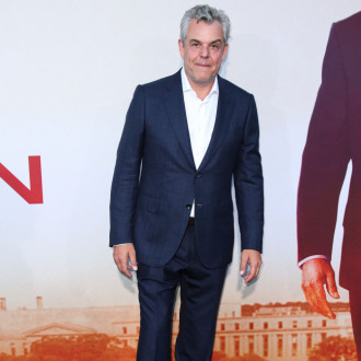 Danny Huston 'fell into' acting roles