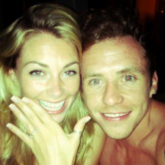 Mcfly's Danny Jones Engaged