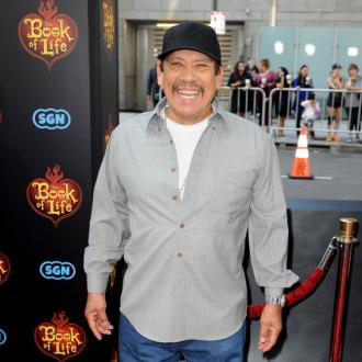 Danny Trejo helps rescue baby from car crash