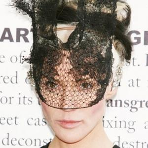 Daphne Guinness Uses Clothes As Armour