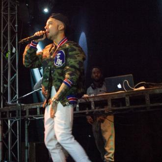 Dappy lost his voice during London gig