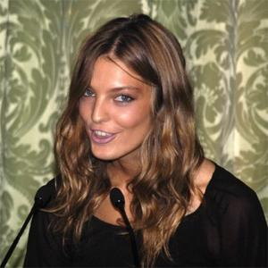 Daria Werbowy Loves The Natural Look