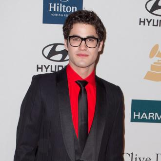 Darren Criss' ex-girlfriend made him a 'man'