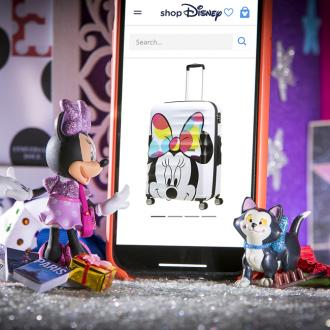 Disney Launches New Exclusive Online Store