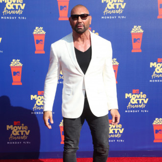 Dave Bautista wants to move behind the camera and direct