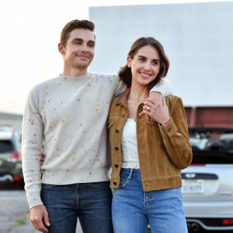 Dave Franco and Alison Brie start work on Somebody I Used to Know