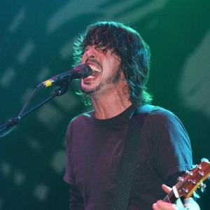 Modest Songwriter Dave Grohl