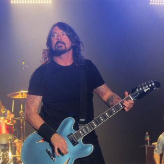 Dave Grohl wants to impress bandmates