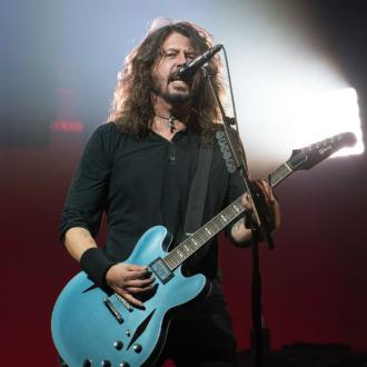Dave Grohl's lengthy instrumental solo song