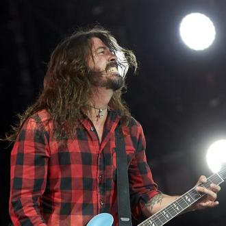 Dave Grohl's dream drumming role