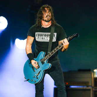 Dave Grohl learned to play drums by bashing pillows
