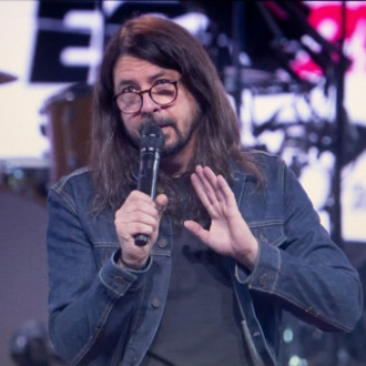 Dave Grohl got high with Joan Jett and Miley Cyrus