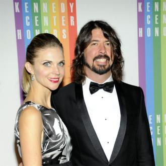 Dave Grohl Bonds With Daughter Over Beatles