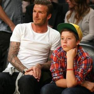Brooklyn Beckham Gets Birthday Surprise From Usher