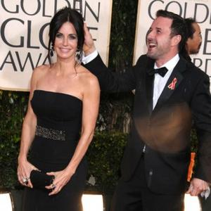 David Arquette To Star With Courteney In Cougar Town