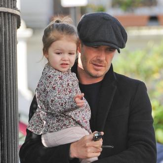 David Beckham Styles Harper