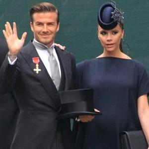 Victoria Beckham Worried About What To Wear To Royal Wedding
