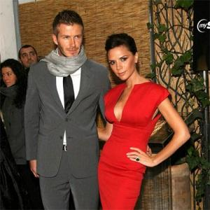 David And Victoria Beckham's Romantic Ny Getaway