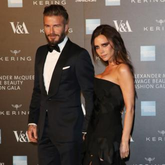 David and Victoria Beckham renew wedding vows