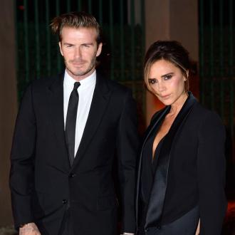 Victoria and David Beckham are 'lucky' to have one another