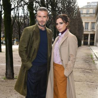 Victoria Beckham says David is her 'best model'