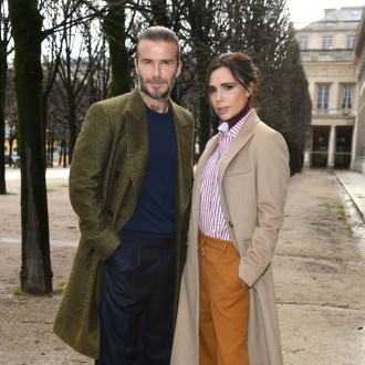 Victoria Beckham's muse is her husband