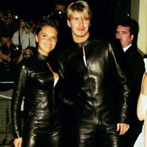 David Beckham's Unplanned Outfits