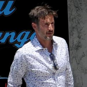 David Arquette Has Bar Mitzvah