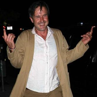David Arquette 'lucky to be alive'