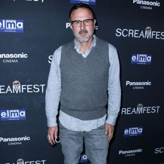 David Arquette isn't a 'full-on sober' person