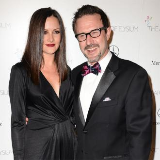 David Arquette's wife is pregnant