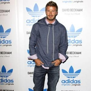 David Beckham Wants Soccer Star Sons