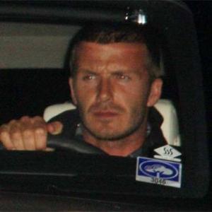 David Beckham's Baby Hope