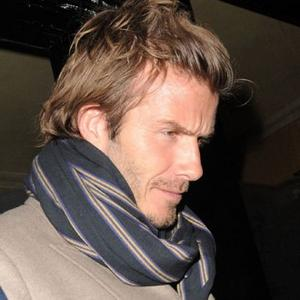 David Beckham Saves Stranded Motorist