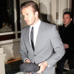 David Beckham 'Honoured' By Elle Cover