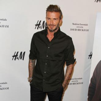 David Beckham gatecrashes Brooklyn's birthday bash