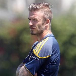 David Beckham Too Busy For Twitter