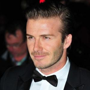 David Beckham Praises Tom Cruise
